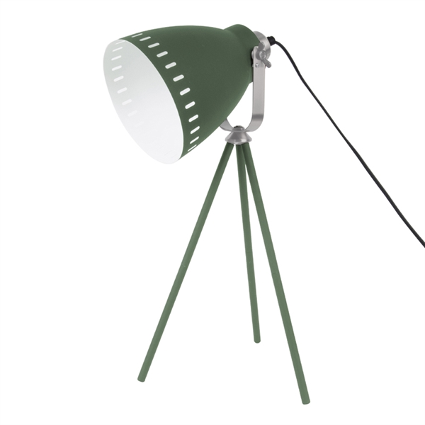 Image of   Grøn bordlampe - MINGLE med 3 ben